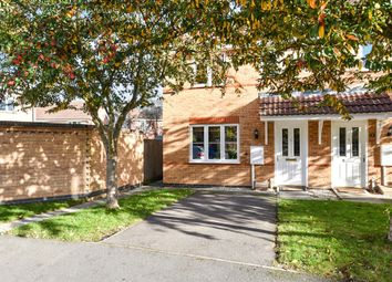 Thumbnail 3 bed semi-detached house for sale in Kildrummy Close, Chellaston, Derby