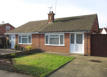 Thumbnail 3 bed semi-detached bungalow to rent in Parklands, Rochford, Essex