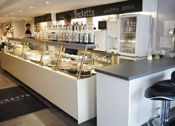 Thumbnail Restaurant/cafe for sale in 16 High Street, Sidmouth, Devon