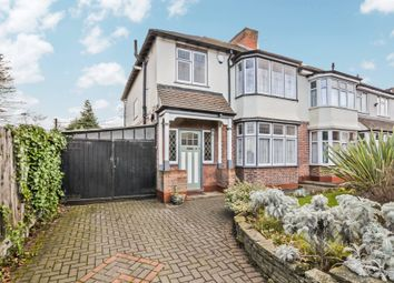Thumbnail 3 bed semi-detached house for sale in Endwood Court Road, Handsworth Wood