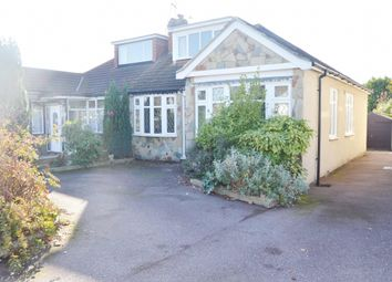 Thumbnail 3 bed bungalow for sale in David Drive, Harold Wood, Romford