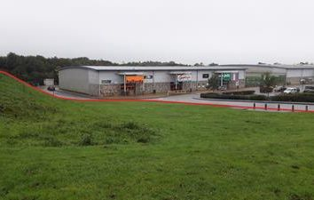 Thumbnail Land for sale in Land At Bodmin Retail Park, Launceston Road, Bodmin, Cornwall