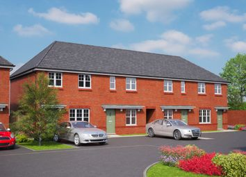 Thumbnail 3 bed terraced house for sale in Cromwell Road, Cheshire
