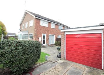 Thumbnail 3 bed property for sale in Masefield Drive, Rushden