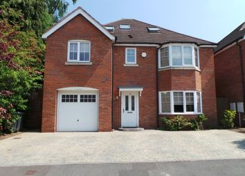 Thumbnail 5 bed detached house for sale in Carlton Close, Sutton Coldfield, West Midlands