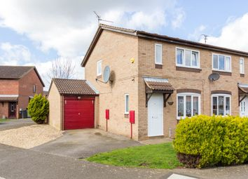 Thumbnail 3 bed semi-detached house for sale in Coniston Close, Wellingborough