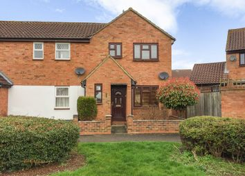 Thumbnail 3 bed semi-detached house for sale in The Hedgerows, Stevenage