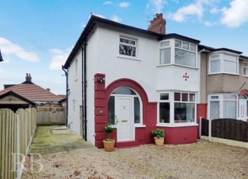 Thumbnail 4 bed semi-detached house for sale in Ellesmere Road, Morecambe
