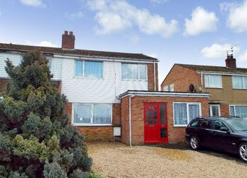 Thumbnail 3 bedroom property for sale in Mill Road, Bozeat, Northamptonshire