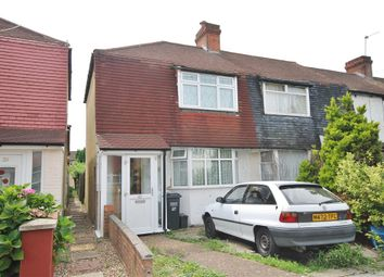 Thumbnail 3 bed end terrace house for sale in Ringwood Avenue, Croydon
