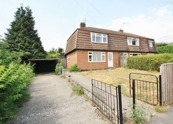 Thumbnail 3 bedroom semi-detached house for sale in Greenmere, Brightwell-Cum-Sotwell, Wallingford