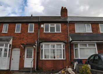 Thumbnail 3 bed terraced house to rent in Shipway Road, Yardley, Birmingham