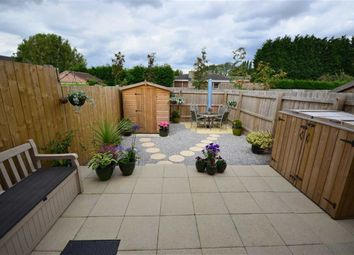 Thumbnail 3 bedroom end terrace house for sale in Wentworth Close, Gilberdyke