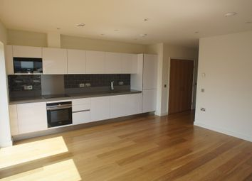 Thumbnail 2 bed flat to rent in John Harrison Way, London