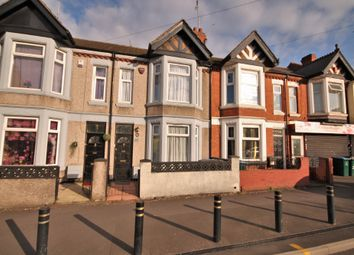 3 bed terraced house to rent in Foleshill Road, Coventry CV1