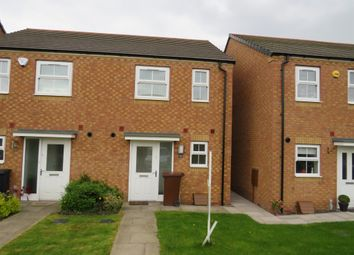Thumbnail 2 bed semi-detached house for sale in Yorkshire Grove, Walsall