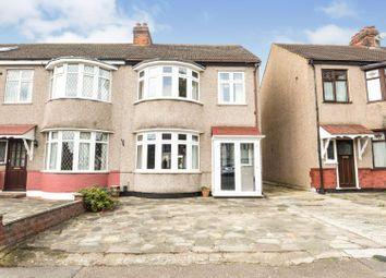 Grenfell Avenue, Hornchurch RM12. 3 bed end terrace house