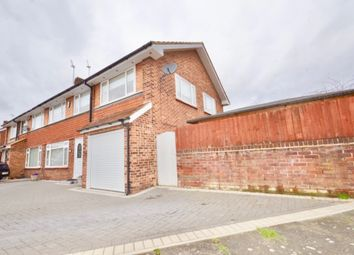 Thumbnail 4 bed semi-detached house for sale in Oak Grove, Sunbury-On-Thames