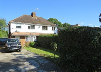 Thumbnail 3 bed semi-detached house to rent in Haroldslea Drive, Horley
