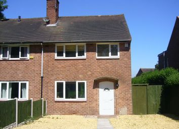 Thumbnail 3 bedroom semi-detached house to rent in Overfield Road, Quinton, Birmingham