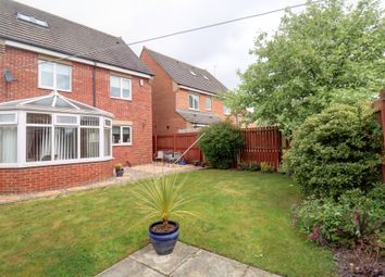 Thumbnail 4 bed detached house for sale in Rothbury Drive, Ashington
