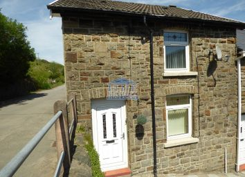 Thumbnail 3 bedroom end terrace house for sale in Cardiff Street, Ogmore Vale, Bridgend.