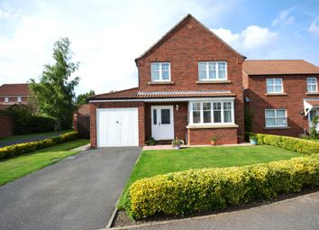 Thumbnail 4 bed detached house for sale in The Pheasantry, Crossgates, Scarborough