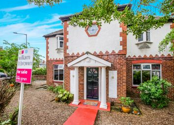 Thumbnail 3 bedroom detached house for sale in Osborne Road, Town Moor, Doncaster