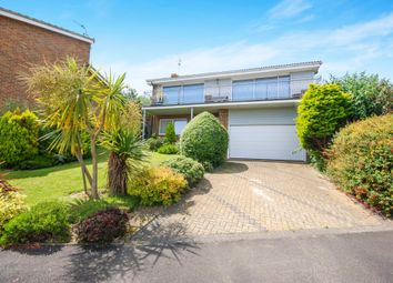 Thumbnail 5 bed detached house for sale in Sandcove Rise, Seaview, Isle Of Wight