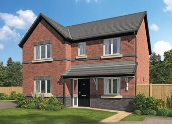 Thumbnail 4 bedroom detached house for sale in Plot 42, The Larkspur, Riversleigh, Warton, Preston, Lancashire