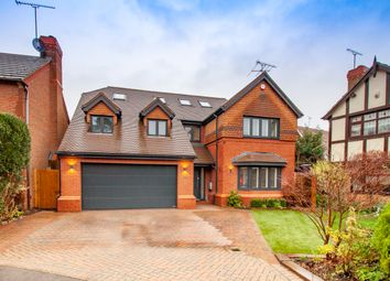 Thumbnail 5 bed detached house for sale in Gilbert Way, Finchampstead, Wokingham