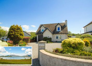 Thumbnail 3 bed detached house for sale in Port Appin, Port Appin, Argyllshire