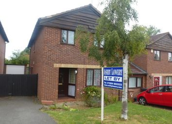 Thumbnail 4 bed property to rent in Codlin Close, Northampton
