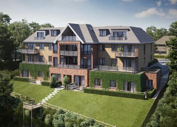 Thumbnail 2 bed flat for sale in Abrook Court, Harefield Road, Uxbridge