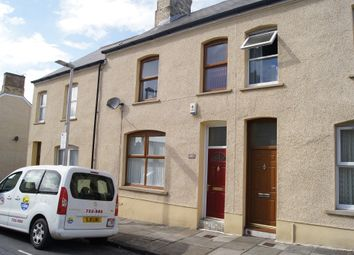 Thumbnail 2 bed terraced house for sale in Cross Street, Barry