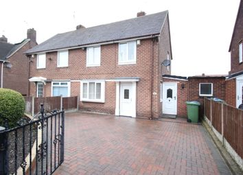 Thumbnail 2 bed semi-detached house for sale in Waverley Place, Worksop