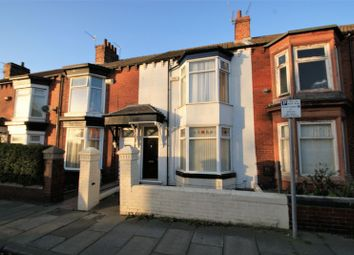 Thumbnail 5 bed terraced house for sale in Egmont Road, Middlesbrough