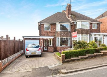 3 bed semi-detached house for sale in Raddens Road, Halesowen B62