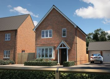 "Thumbnail 3 bedroom detached house for sale in ""The Yarkhill"" at Bishopsfield Road, Fareham"