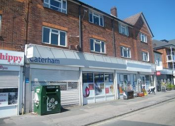 Thumbnail 2 bed flat for sale in Coulsdon Road, Caterham, Surrey