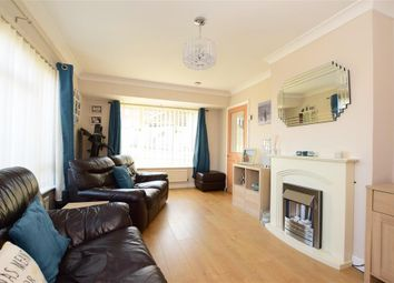 Thumbnail 2 bed end terrace house for sale in Sandhurst Avenue, Woodingdean, Brighton, East Sussex