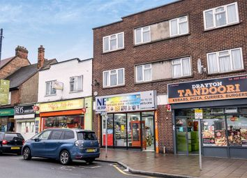 Thumbnail 2 bed flat to rent in Station Road, West Drayton, Middlesex
