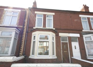 Thumbnail 3 bedroom terraced house to rent in Wentworth Road, Doncaster