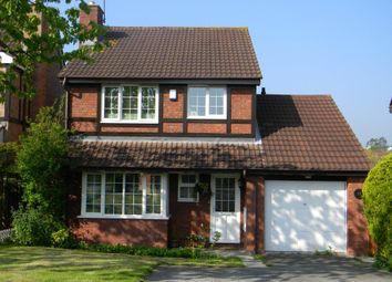 Thumbnail 4 bed detached house to rent in Sorell Close, Huntington, Chester