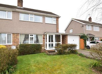 Thumbnail 3 bed semi-detached house for sale in Walnut Tree Way, Meopham, Gravesend, Kent