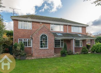Thumbnail 5 bed detached house for sale in Southbank Glen, Royal Wootton Bassett, Swindon