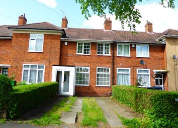 Thumbnail 2 bed terraced house for sale in Hopstone Road, Birmingham