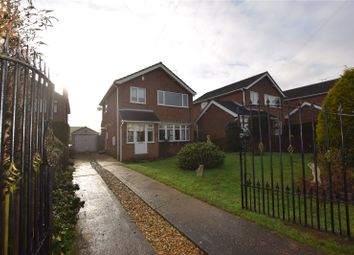 Thumbnail 3 bed detached house for sale in Hainton Close, Gainsborough, Lincolnshire