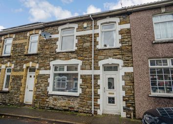 Thumbnail 3 bed terraced house for sale in Beecher Terrace, Cross Keys, Newport