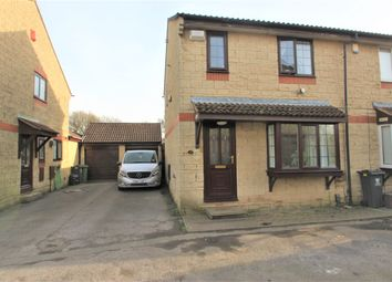 Thumbnail 3 bed semi-detached house for sale in Swanage Close, St. Mellons, Cardiff